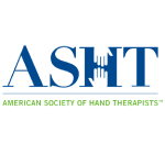 american society of hand therapists logo